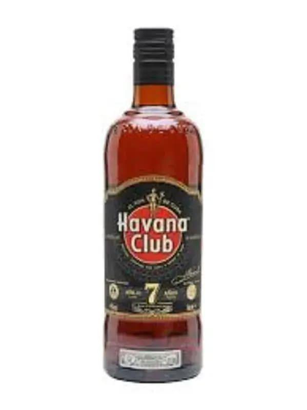 Havana Club Anejo 7 Years 750Ml