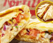 Crunchwrap with chicken and cheese (1 pcs)