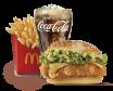 McMenú® American Style Chicken Honey Mustard