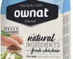 Ownat Classic Junior/Puppy Medium/Large Meats 39% (10% Fresh Chicken) 1kg sold by weight