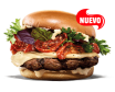 King Selection - Tomate seco & Provolone (1 carne)