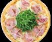 Pizza Toscana średnia