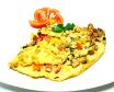 Omlet sa povrćem i  šampinjonima