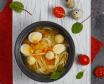 Суп з фрикадельками (300г)