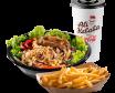 Mix kebab menu posuda – mala