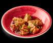 Китайські смажені пельмені в кисло-солодкому соусі (280г)