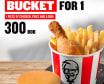 Bucket for 1