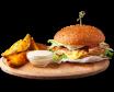 Бургер Chef-Caesar (330/120/50г)