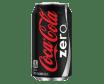 კოკა-კოლა ზერო 0.33ლ