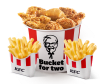 Bucket for two