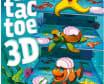 Juego Tic Tac Toe  3D Travel Size