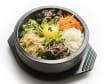 Bibimbap with soup