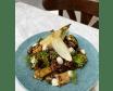 Plato del Chef - Espelta Rice