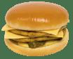 Бургер Дабл Чікен чіз (152г)