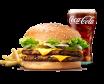 Big King Burger Zestaw