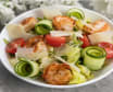 Салат з креветкою та Пармезаном (250г)