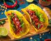 ვეგეტარიანული ტაკოები / Veggie Tacos