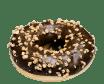 Donut cu ciocolată