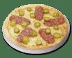 Pizza Diavolo Rosso