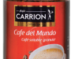 Café del Mundo - Soluble Granulé 200gr