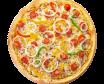 Pizza Vegetariana duża