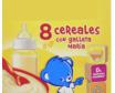 Papilla +6m cereales con galleta maría