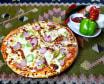 """პიცა """"ბარაქა'' ქათმით"""