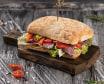 Сендвіч з ростбіфом та маринованим перцем (300г)