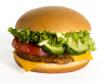Чізбургер делюкс