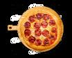 Піца «Пепероні» 500г