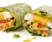 Jajce in sir (wrap)