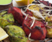 Mix tandoori non veg. starter (2 osebi) + meta chutney
