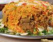 Kathmandu khasi pulao + mix vegetable raita (1/2)