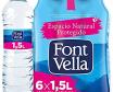 FONT VELLA 1.5L PACK-6 AGUA
