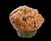 Muffin Arándanos