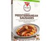 Fry'S Vegan Mediterranean-Style Sausages 300G