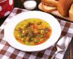 Суп овочевий (250/35г)