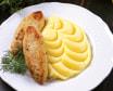 Котлети з оселедця з картопляним пюре (120/150г)