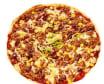 Pizza reine - petite 25 cm