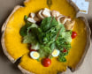 Салат з куркою під соусом (315г)