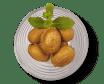 Горішки з карамеллю та сиром Дорблю (130г)