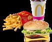 Burger Tasty srednji McMeni