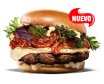 King Selection - Provolone & Tomate Seco (1 carne)