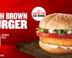 Hash Brown Burger