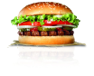 Plant – Based Whopper® sandwich Large Menu