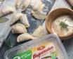 Вареники с грибами и картофелем (500 гр.)