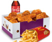 Spicy Chicken McNuggets™ Menu (20 kosov)