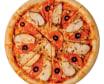 Итальянская пицца с курицей