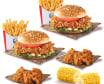 2 Original Burgers + 2 Patatas + 2 Mazorcas + 10 Alitas