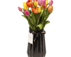 Florero Con 20 Tulipanes